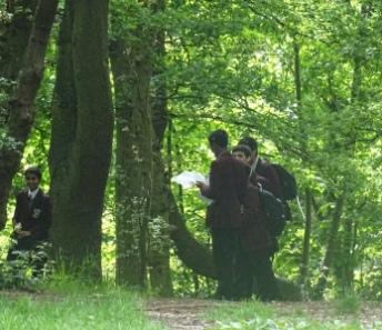 St Josephs School insect hunt Streatham Common London Nature Vibezzz