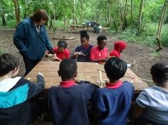 magic wands Granton primary after school club forest school Streatham Lambeth London-5